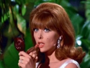 "Ginger Grant for ""Gilligan's Island."""