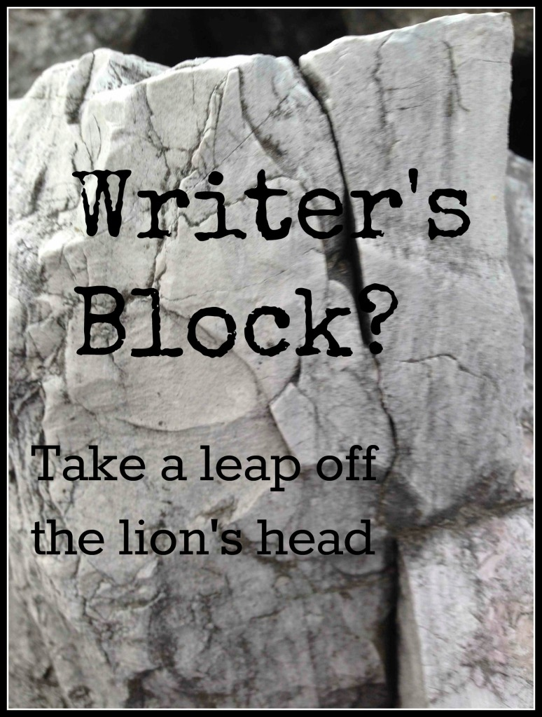 Writer's Block Title