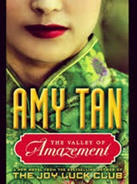 Valley of Amazement Cover
