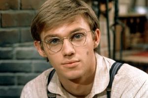 Richard Thomas as Joh-Boy Walton.