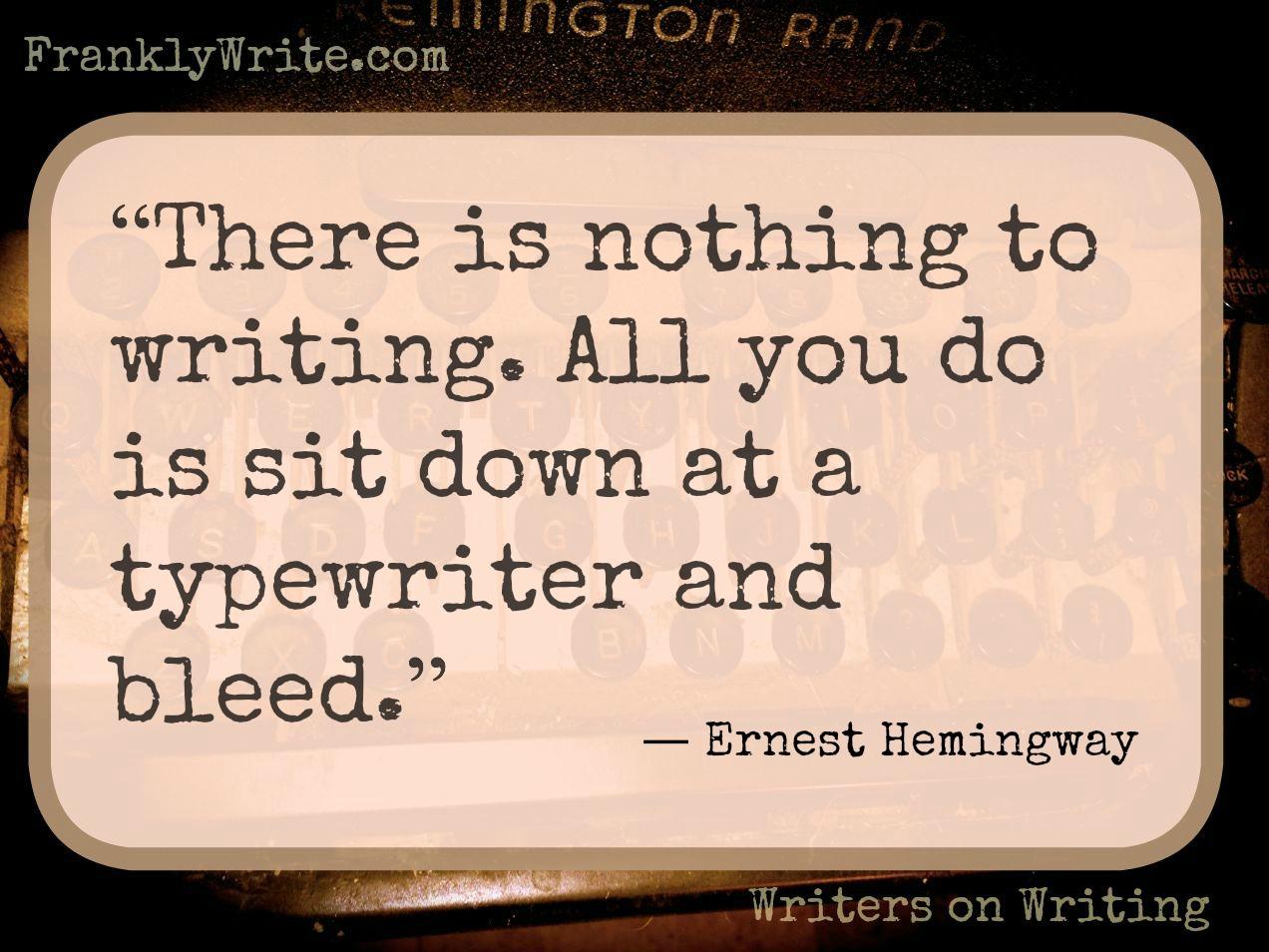 Hemingway Bleed